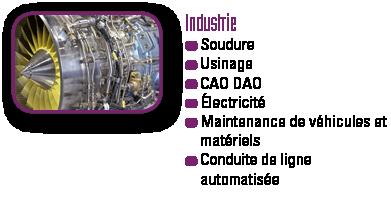 GBDA-Industrie