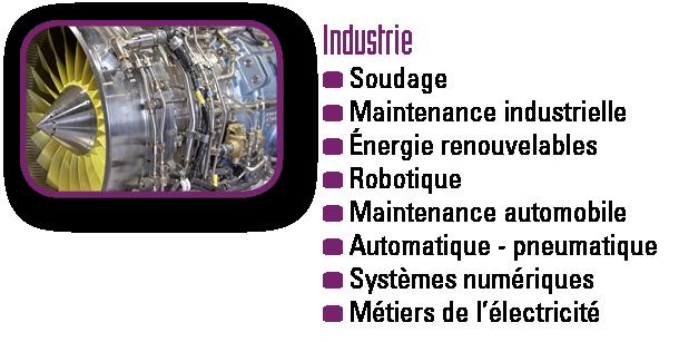 GMDC-Industrie