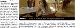 Article 20180706 - Le GRETA Nord-Allier informe sur les VAE- La Montagne
